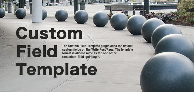 custom_field_template
